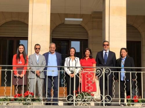 The visit of a delegation from the Dialogue Forum to the International Parliamentary Assembly in Geneva